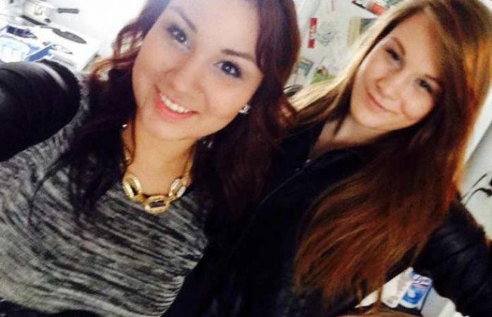 Gracias a selfie descubren que joven asesinó a su mejor amiga en Canadá