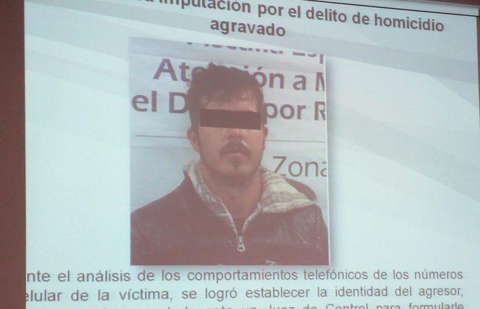 Detienen al presunto asesino de conductora Uber
