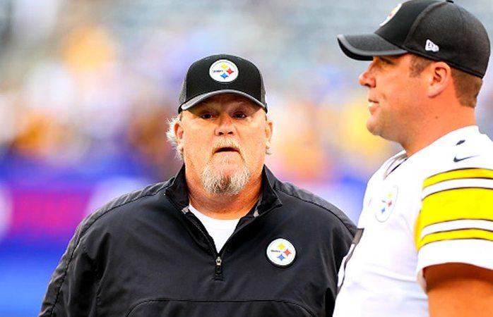 Randy Fichtner nuevo coordinador de los Steelers