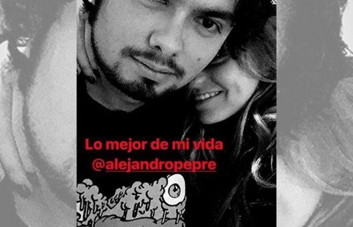 Rumoran romance en Los Pinos