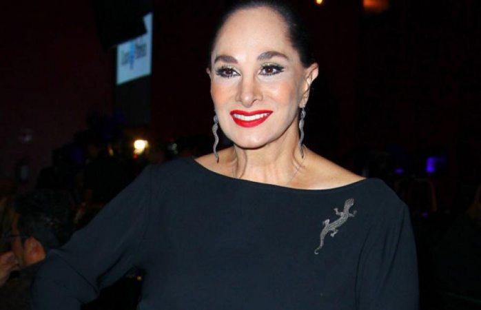 Susana Dosamantes habla sobre la rivalidad de Paulina y Thalía