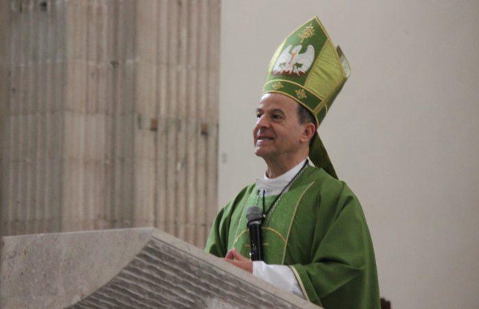Debemos luchar contra lo que nos esclaviza: Arzobispo