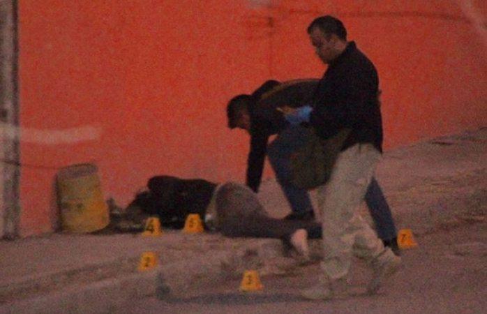 Identifican a ejecutado de Las Alamedas