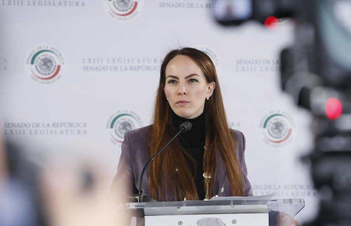 Diputada federal del PAN renuncia al partido para irse con Amlo
