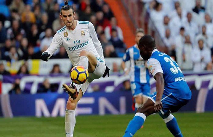 Real Madrid vapulea al Deportivo la Coruña y vuelve a ganar en la liga