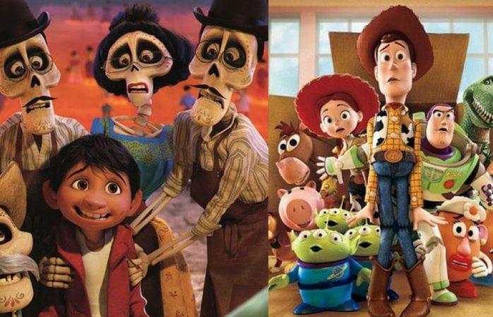 Aquí el icónico personaje de Toy Story que salió en la tierra de muertos de Coco