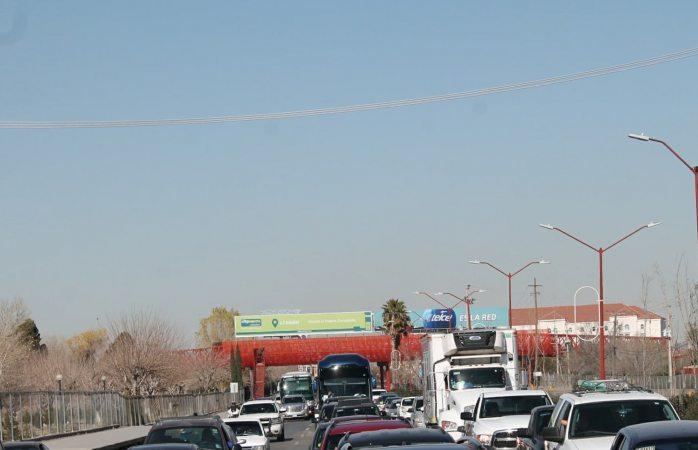 Baja la temperatura a -2 en Juárez y -1  grado en Cuauhtémoc