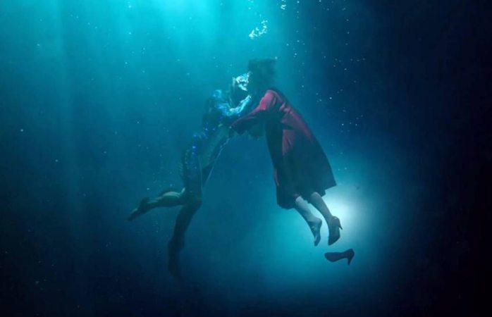 La forma del Agua de Guillermo del Toro con 13 nominaciones al Oscar