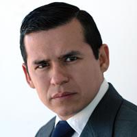 Patricio: uno de los papás putativos de Duarte