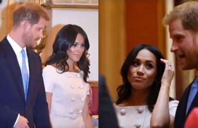 Se terminó el cariño de Harry a Meghan a dos meses de matrimonio