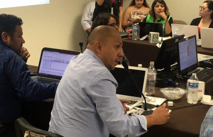 Acusan a Héctor Natera de no cumplir normarividad electoral