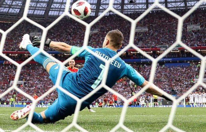 Putin llamó a selección de Rusia en plena tanda de penales