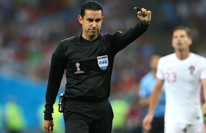 Árbitro mexicano estará en semifinal Bélgica vs Francia