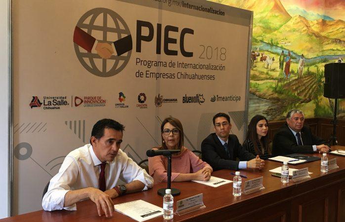 Convocan a internacionalizar pymes