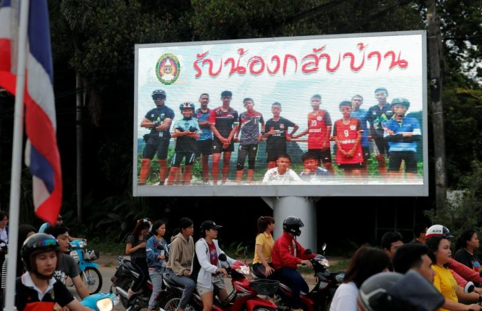 FIFA invita al Mundial a niños rescatados en Tailandia, pero no podrán asistir