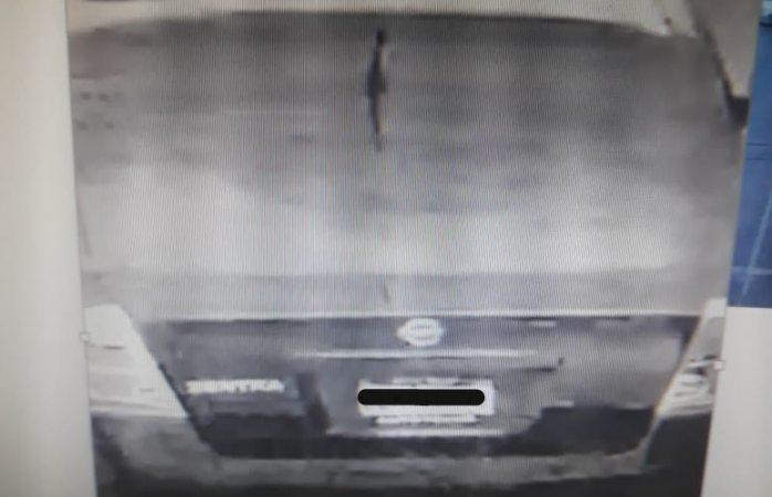 Este es el auto en el que intentaron ejecutar a ministeriales
