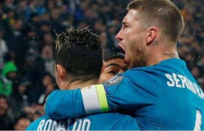 Ha sido un placer jugar a tu lado: Sergio Ramos se despide de CR7