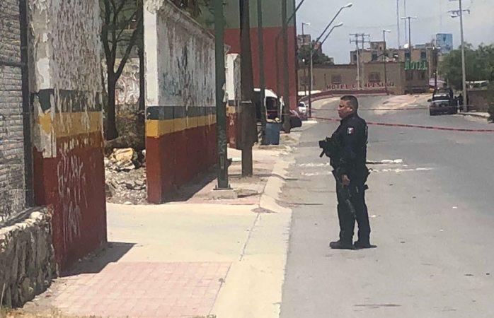 Dejan cadáver descuartizado dentro de tambo en Juárez