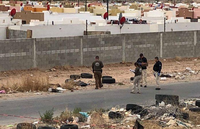 Descuartizan cadáver y lo tiran en bolsas en Juárez