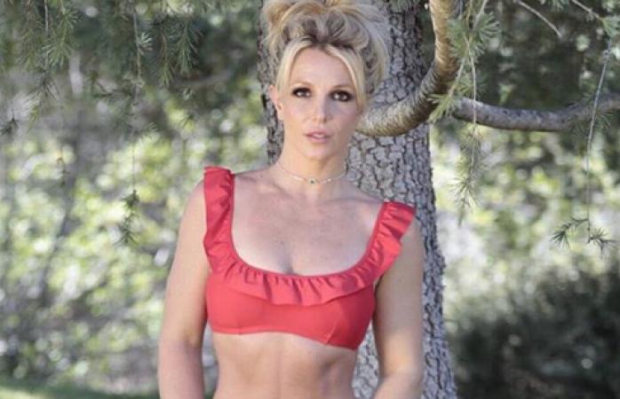 Revela Britney Spears su secreto para tener una cintura de abispa