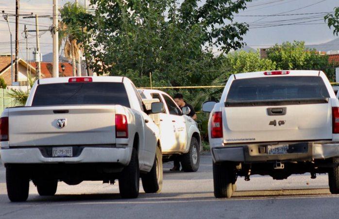 Armados cierran el paso a ministeriales al sur; fuerte operativo