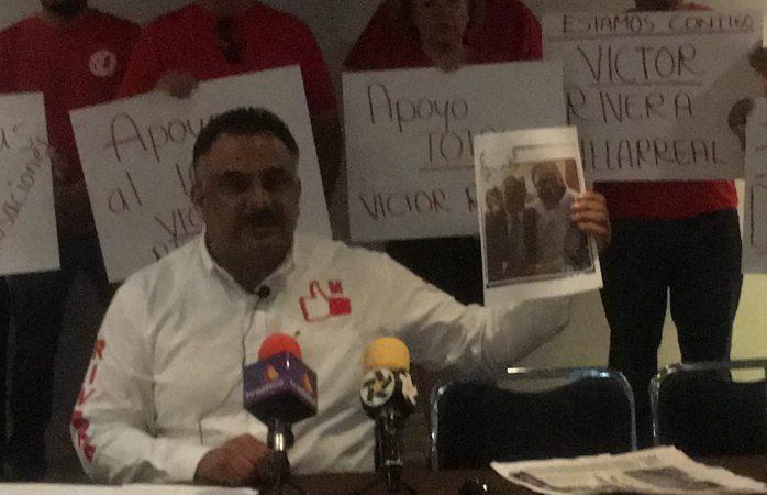 Se deslinda Rivera de enfermero asesino