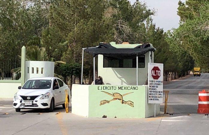 Se suicida sargento en la guarnición militar de Juárez