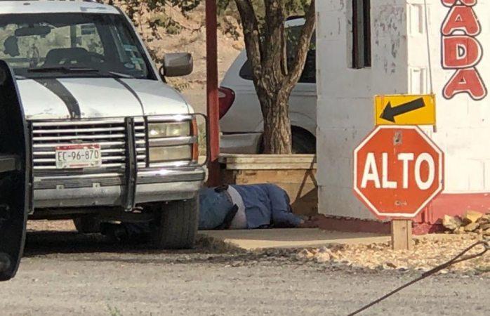 Ejecutan a guardia de seguridad en rancho de Juárez