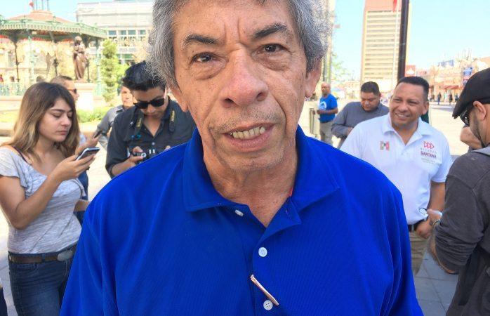 Prepara huelga de hambre Gerardo Cortinas Murra