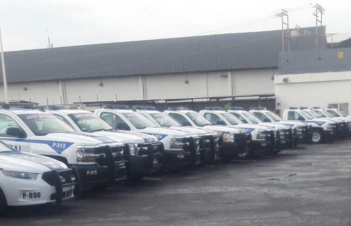 Ordenan guardar nuevas patrullas de vialidad