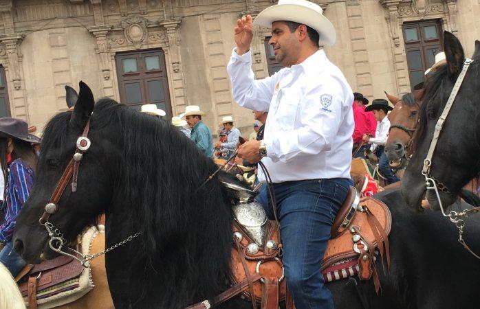 Todo puesto para las Jornadas Villistas en Parral: Alfredo Lozoya