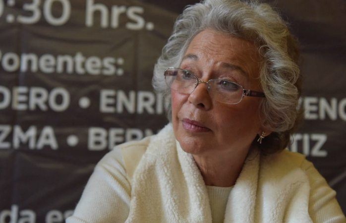 Pacificación del país deberá pasar por varios procesos: Sánchez Cordero