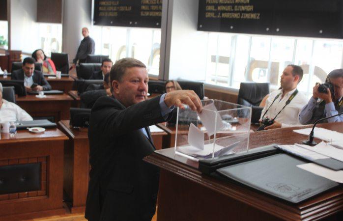 Ratifican terna de congreso para elegir fiscal anticorrupción