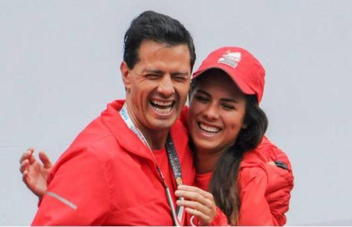 Apoyen a su padre, aconseja Paulina Peña a los hijos de Amlo