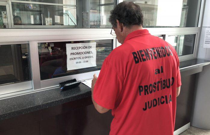 Exige abogado excusa de juez Legarda Carreón