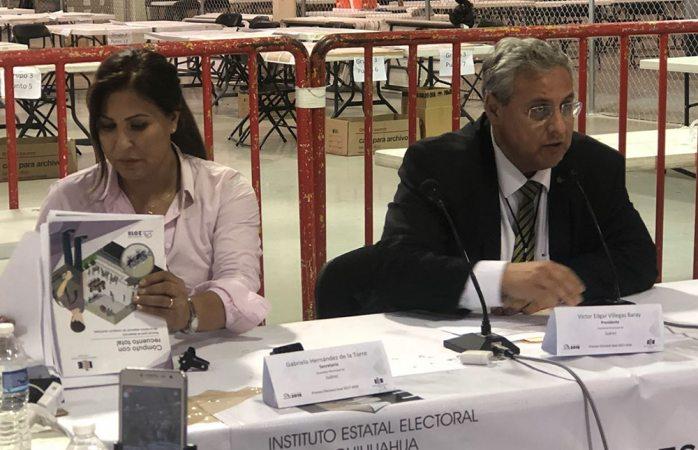 Gana Mocken alcaldía de Juárez con 981 votos de diferencia