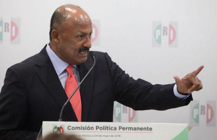 Renunciará el lunes René Juárez a CEN del PRI