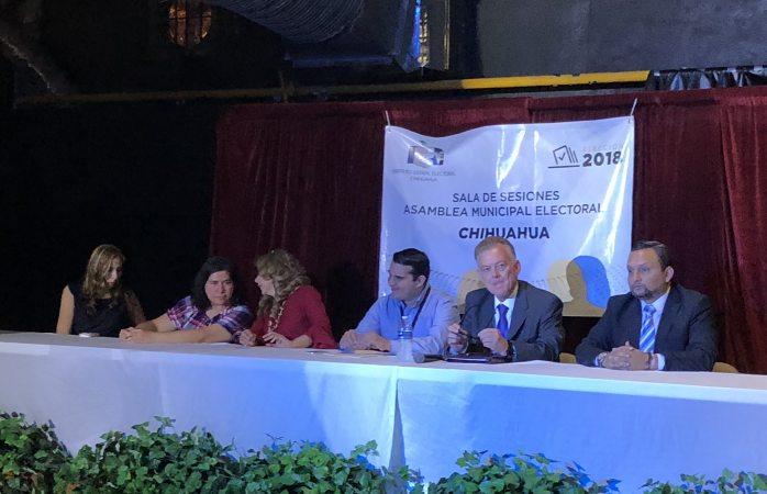 En Vivo: reciben Maru, diputados y síndico constancia de mayoría