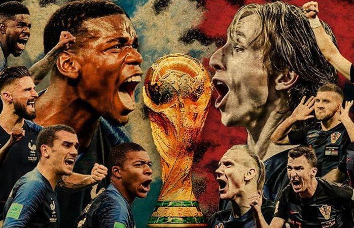 Francia vs Croacia hoy; por la gloria mundialista