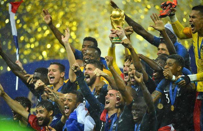 ¡Francia, nuevo campeón del mundo!