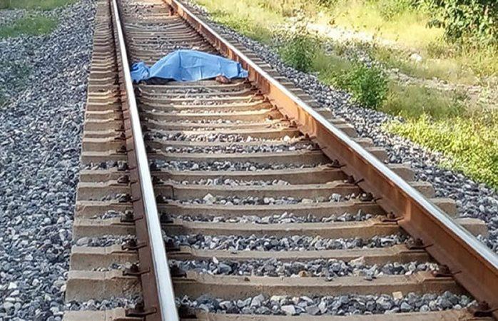 Lo arrolla tren y muere en Saucillo