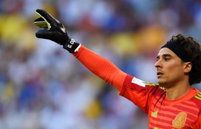 Guillermo Ochoa es nombrado el segundo mejor portero del Mundial