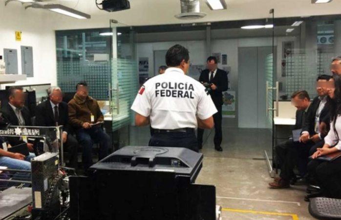 Facultan a Policía Federal para intervenir llamadas