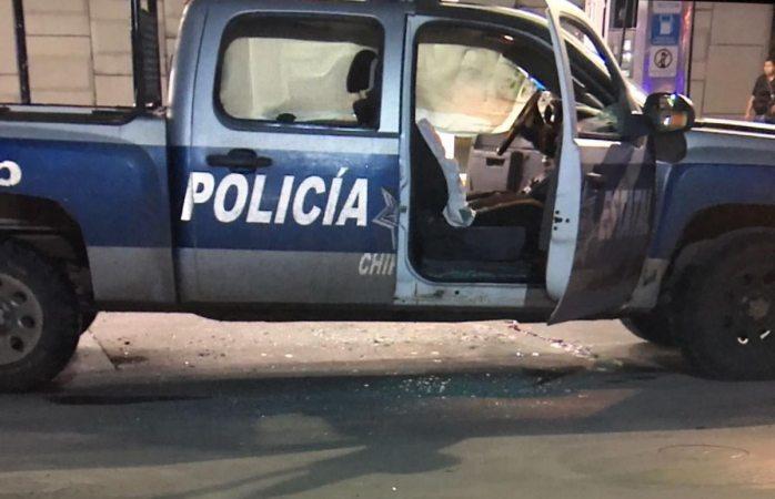 Ejecutan a estatal en Juárez
