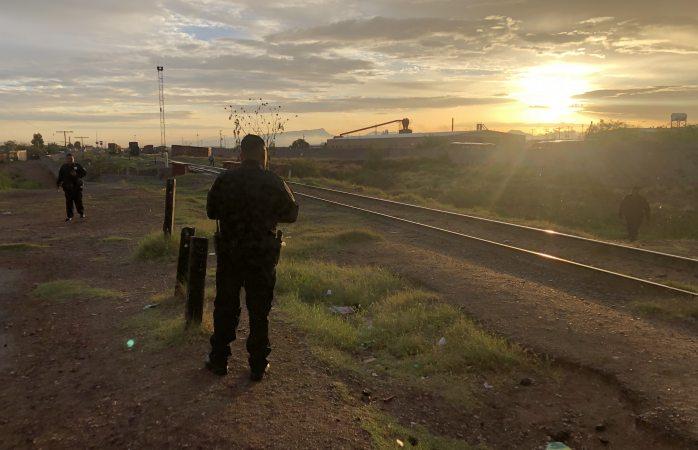 Movilización policiaca por reporte de persona sin vida en la Pacheco