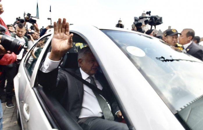 López Obrador se va de vacaciones a su rancho La Chingada