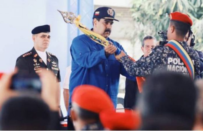 Maduro y Francia campeón del mundo:
