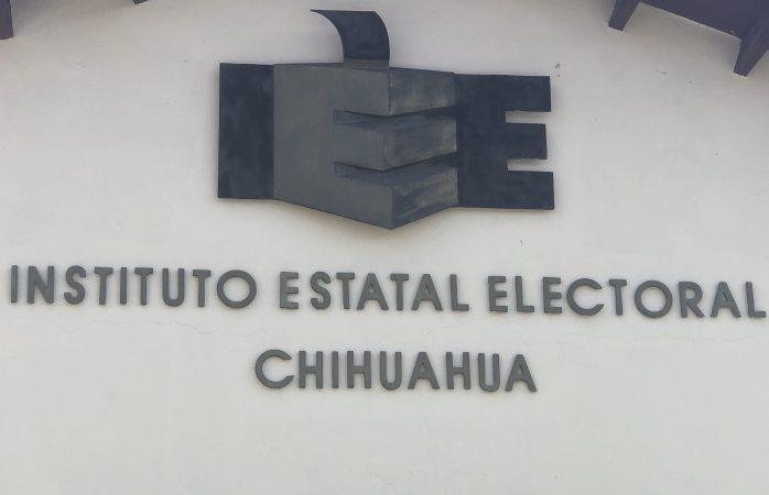 Listas de regidores de Chihuahua y Juárez hasta la próxima semana: IEE