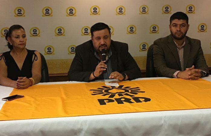 PRD impugnará en 5 distritos y pelea por alcaldía de Casas Grandes
