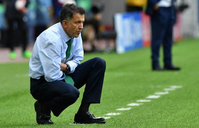 Juan Carlos Osorio no seguirá con México